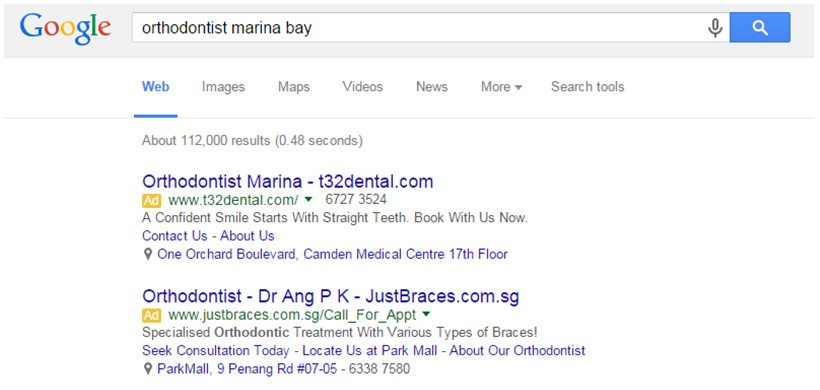 Insufficient Keyword Research